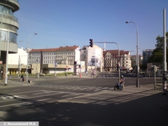 Прага. Станция метро Florenc