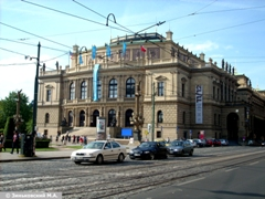 Концертный зал Рудольфинум