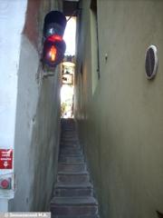 Прага. Остров Кампа, самая узкая улочка