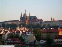 Прага. Левый берег Влтавы