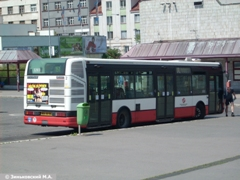 Пражский автобус