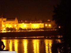 Прага Правый берег Влтавы