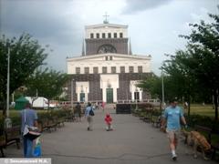 Прага. Площадь Йиржи из Подебрад
