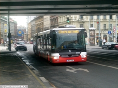 Прага. Пражский автобус