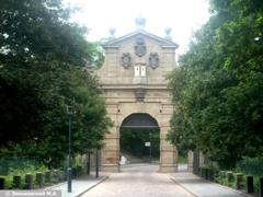 Прага. Ворота крепости Вышеград