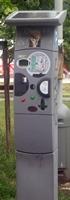 Паркомат на солнечных батареях