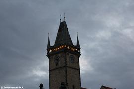 Прага. Староместская ратуша