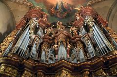 Прага. Костел Святого Якуба