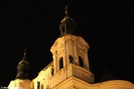 Прага. Костел Святого Микулаша