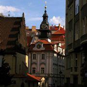 Прага. Старо-новая синагога