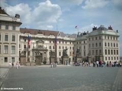 Территория Пражского Града