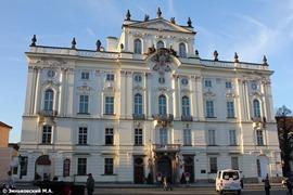 Прага. Архиепископский дворец (Arcibiskupský palác)