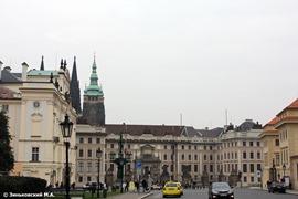 Прага. Градчанская площадь