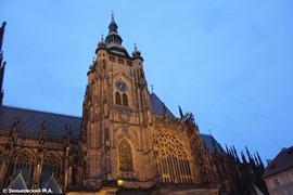Прага. Собор Святого Вита