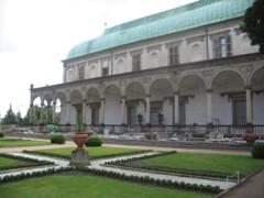 Прага. Бельведер - Летний Королевский дворец