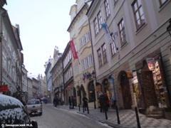 Прага. Мала Страна