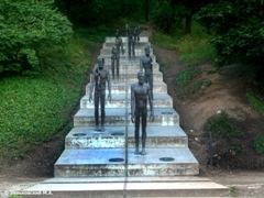 Прага. Мемориал жертвам коммунизма