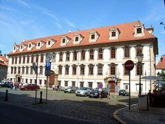 Прага. Музей национальной письменности