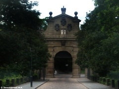 Прага. Ворота Вышеграда