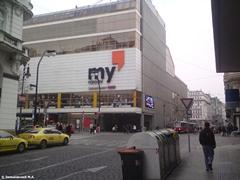 Торговый центр в Праге