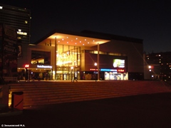 Торговый центр Pankrác в Праге