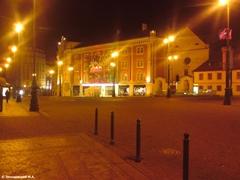 Торговый центр Palladium на площади Republiky в Праге
