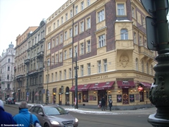 Кафе-Ресторан Ápropos Праге