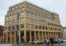UnicreditBank в Праге