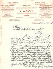 Это было предложение Ладислава Ротта в 1898 году о необходимости постройки метро